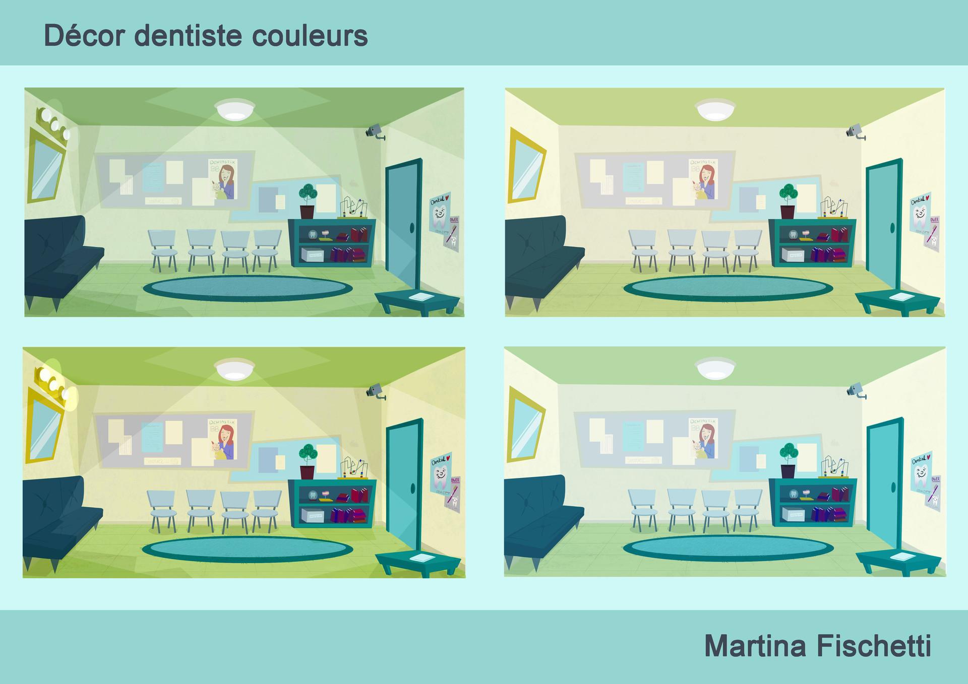 Martina fischetti martina fischetti decors dentiste