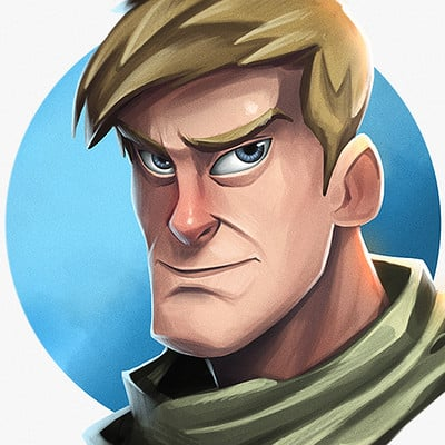 Fortnite Character - Warmup Artwork