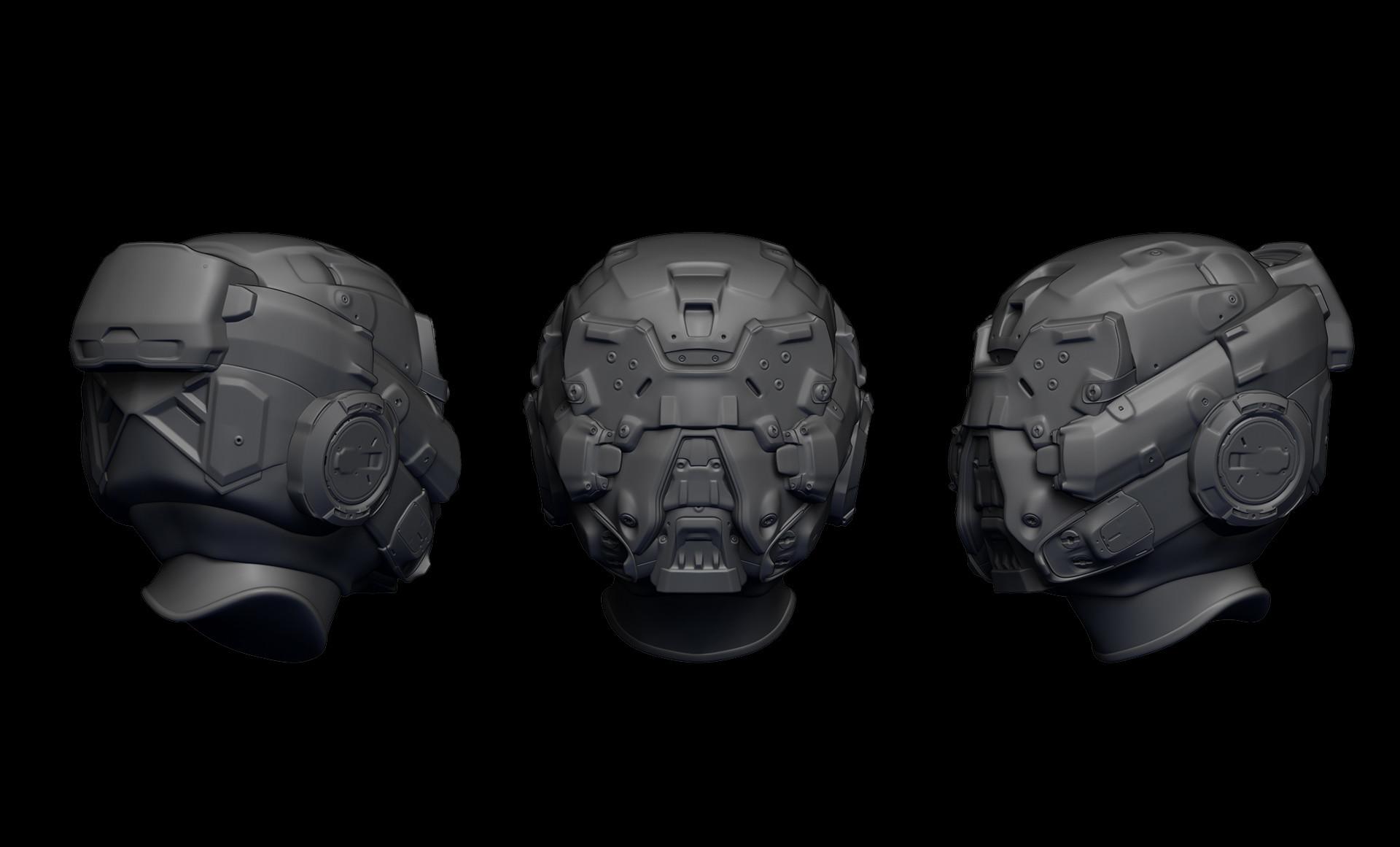 Chris arnold helmet 03
