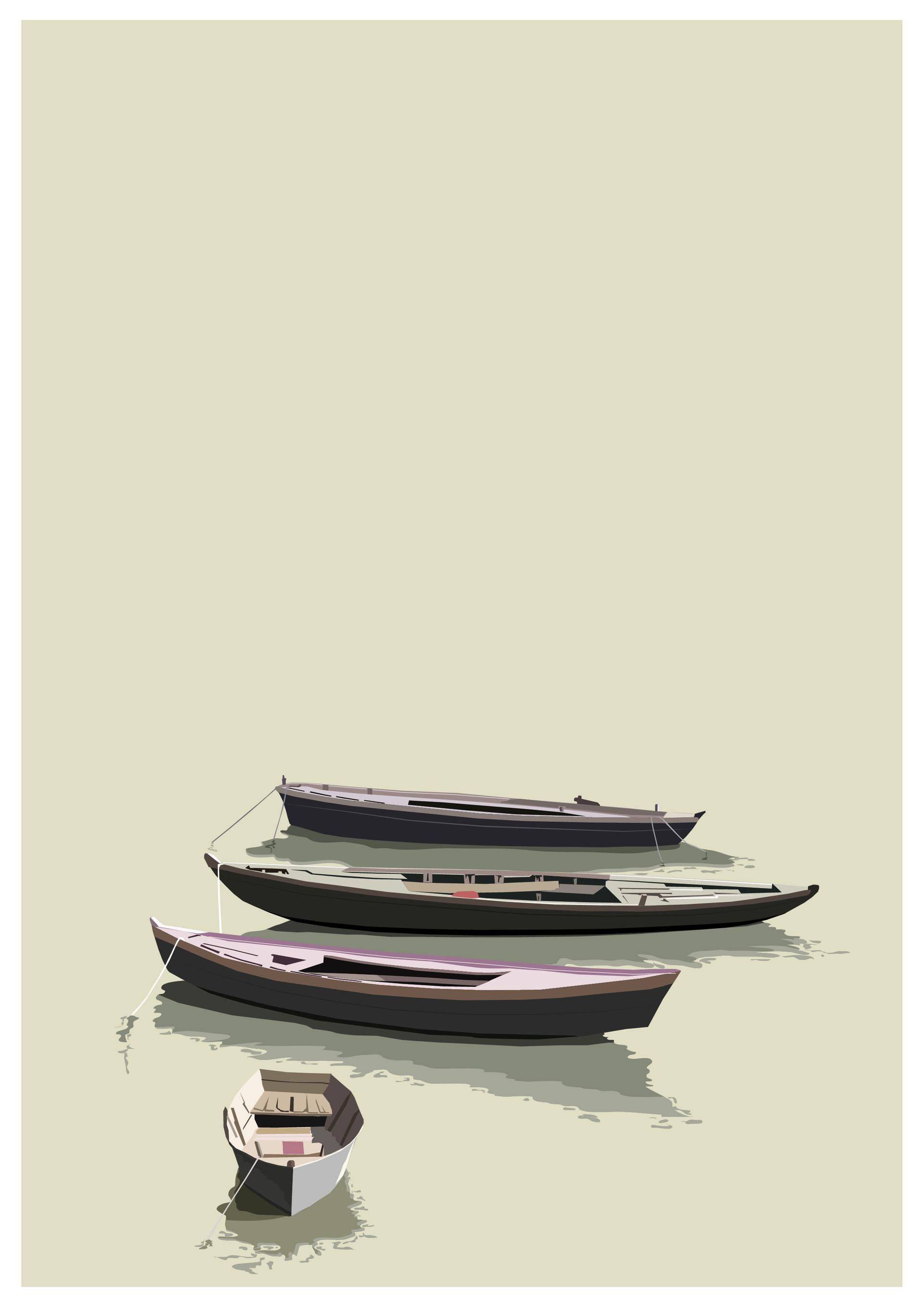 Rajesh r sawant banaras boats 01