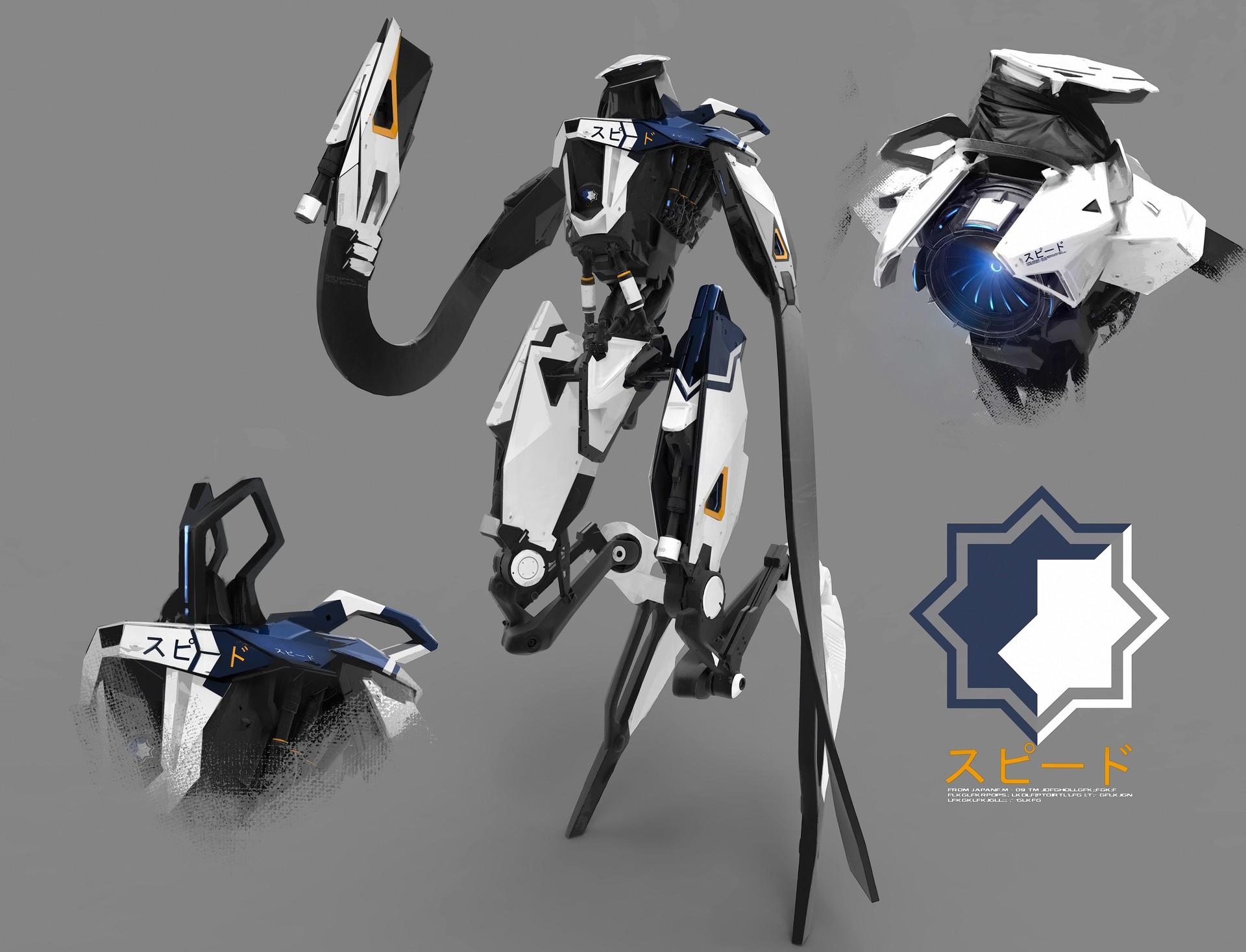 Denys tsiperko robot 3