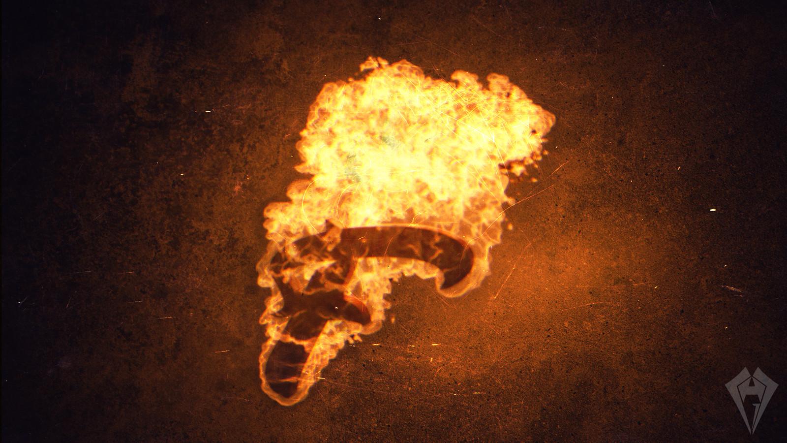 Fof Fire by hugo matilde