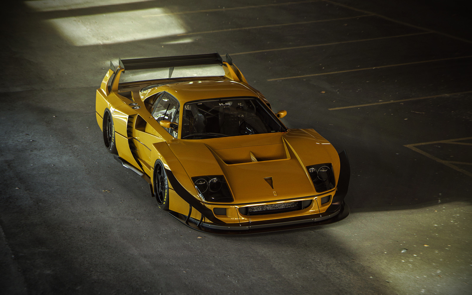 F40 LM Extreme