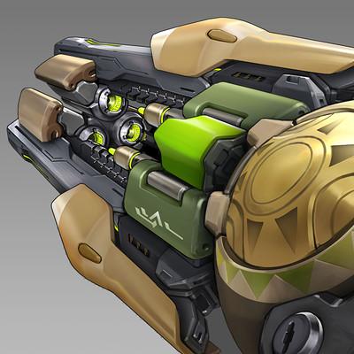 Ben zhang fusion driver concept