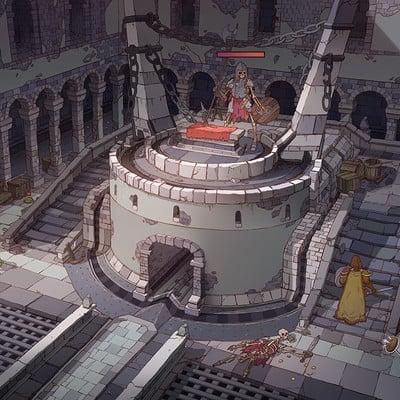 Sebastian wagner dungeon01 game