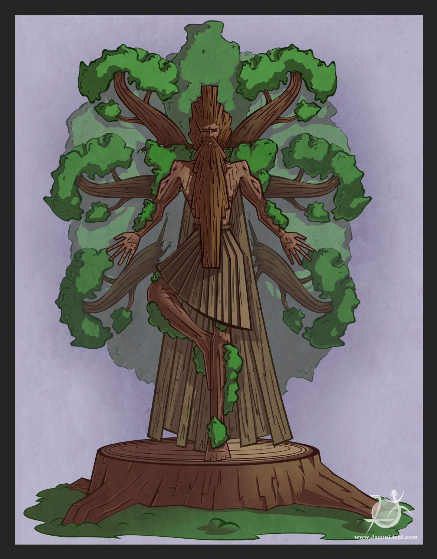 Jason licht elemental tree