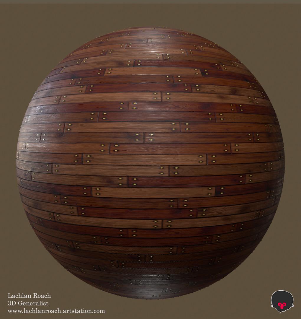 Stylised Wood
