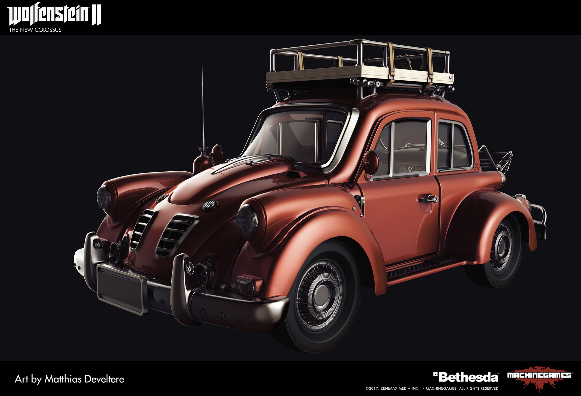 Matthias develtere beetle 1