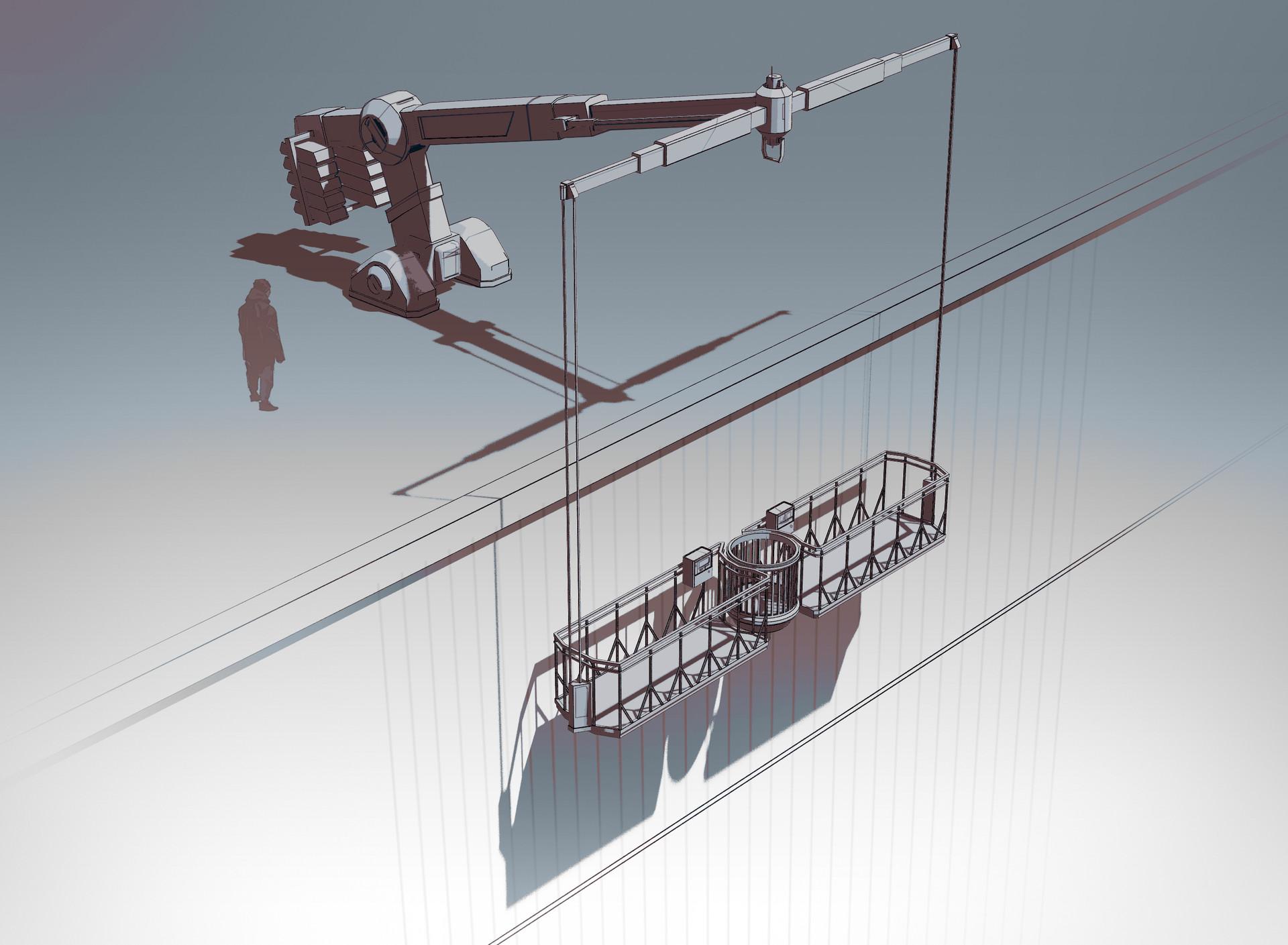 Jeremy paillotin greebles concept v011