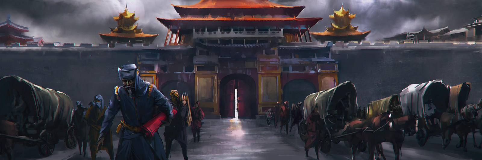 China turns inward
