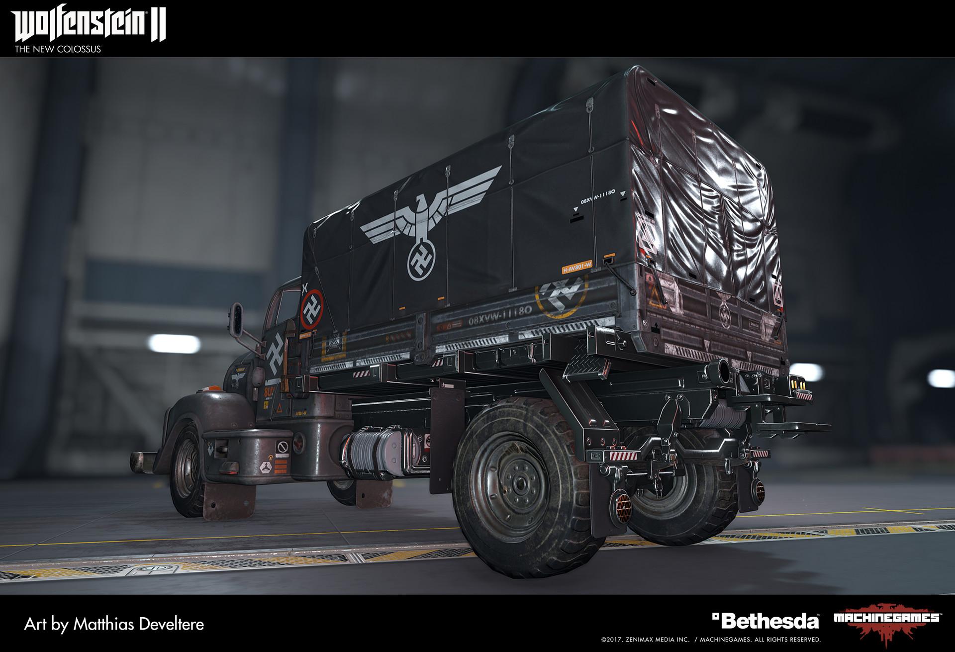 Matthias develtere truck