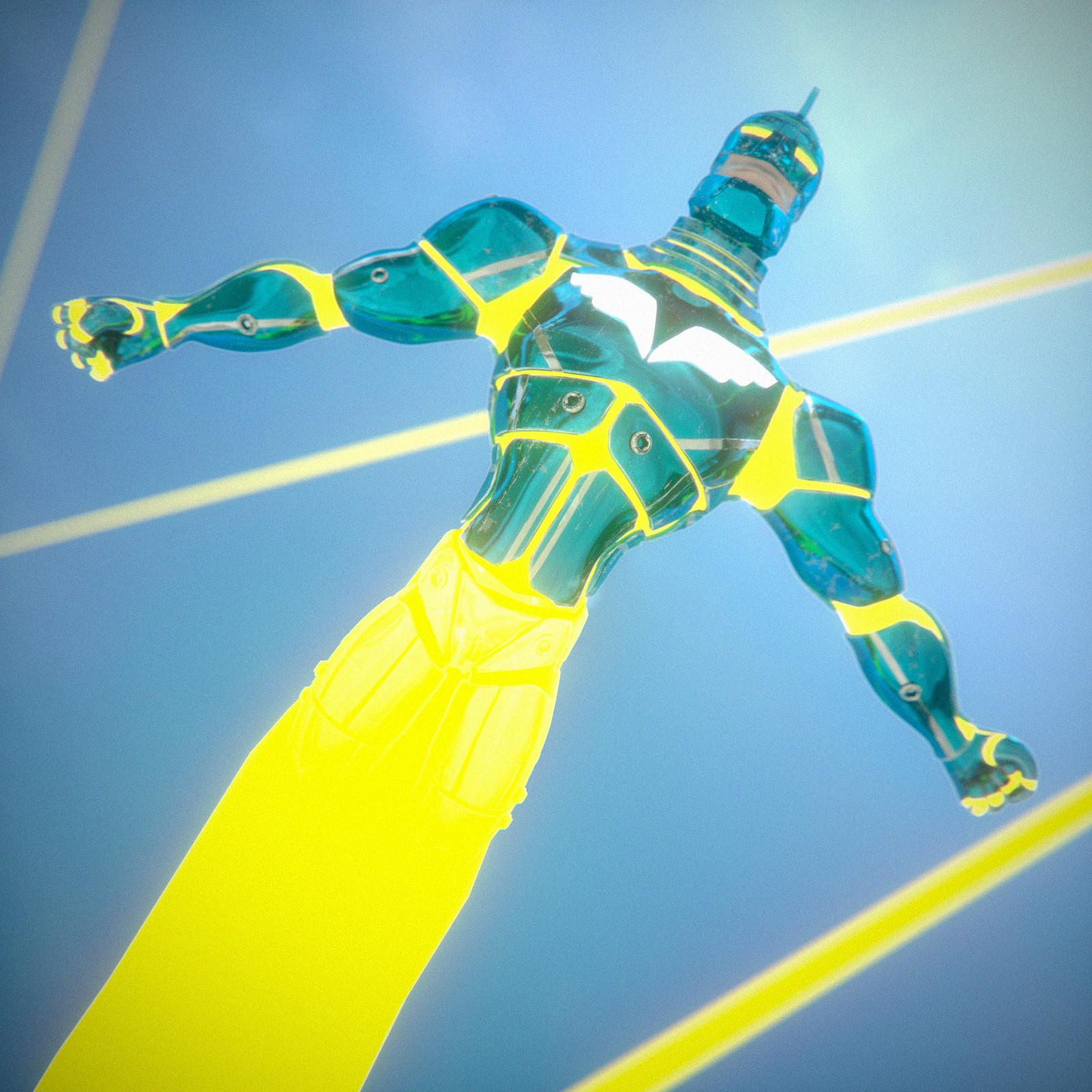 Superhero Solo #9