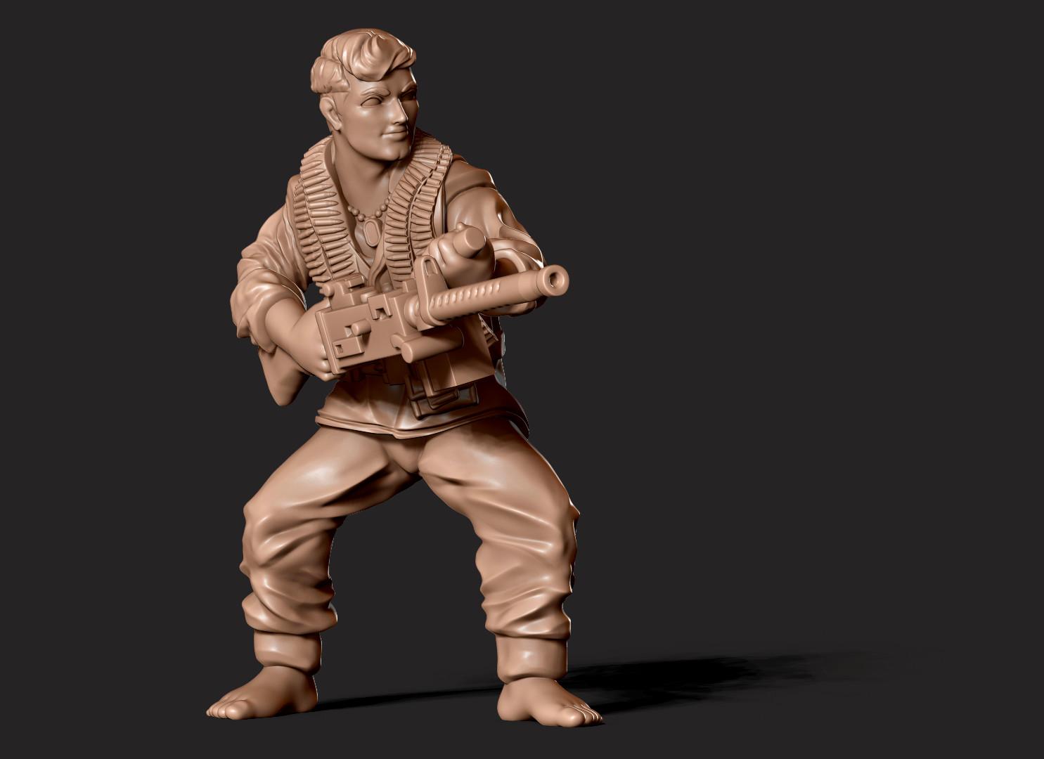 Tony Stein and  Friedrich Konrad Winkler - Stoessies Heroes (Miniature)