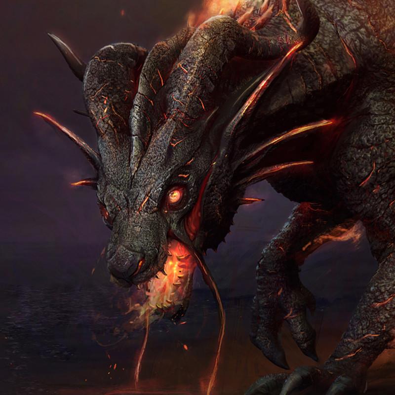 Thor Ragnarok : Dragon