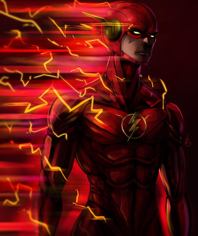 The Flash FAN ART