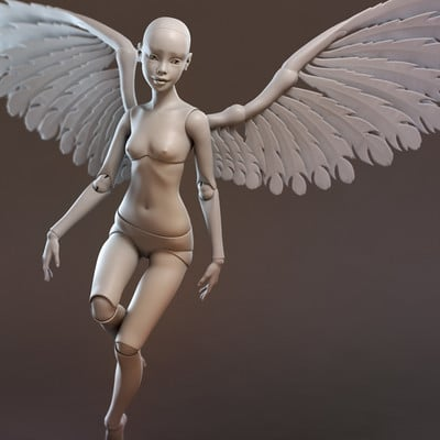 Artsource digital angel