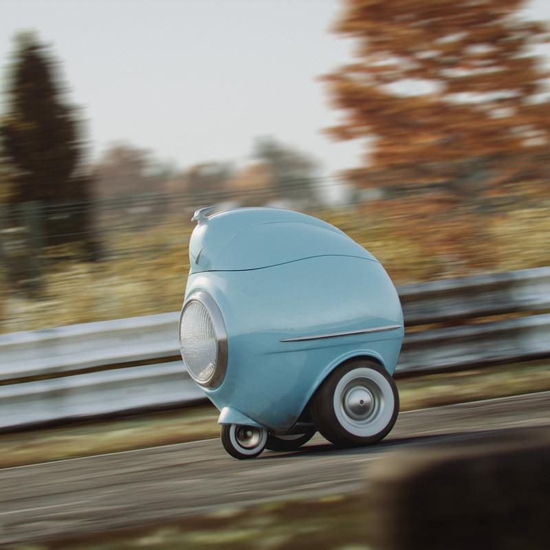 Retro Carbot?