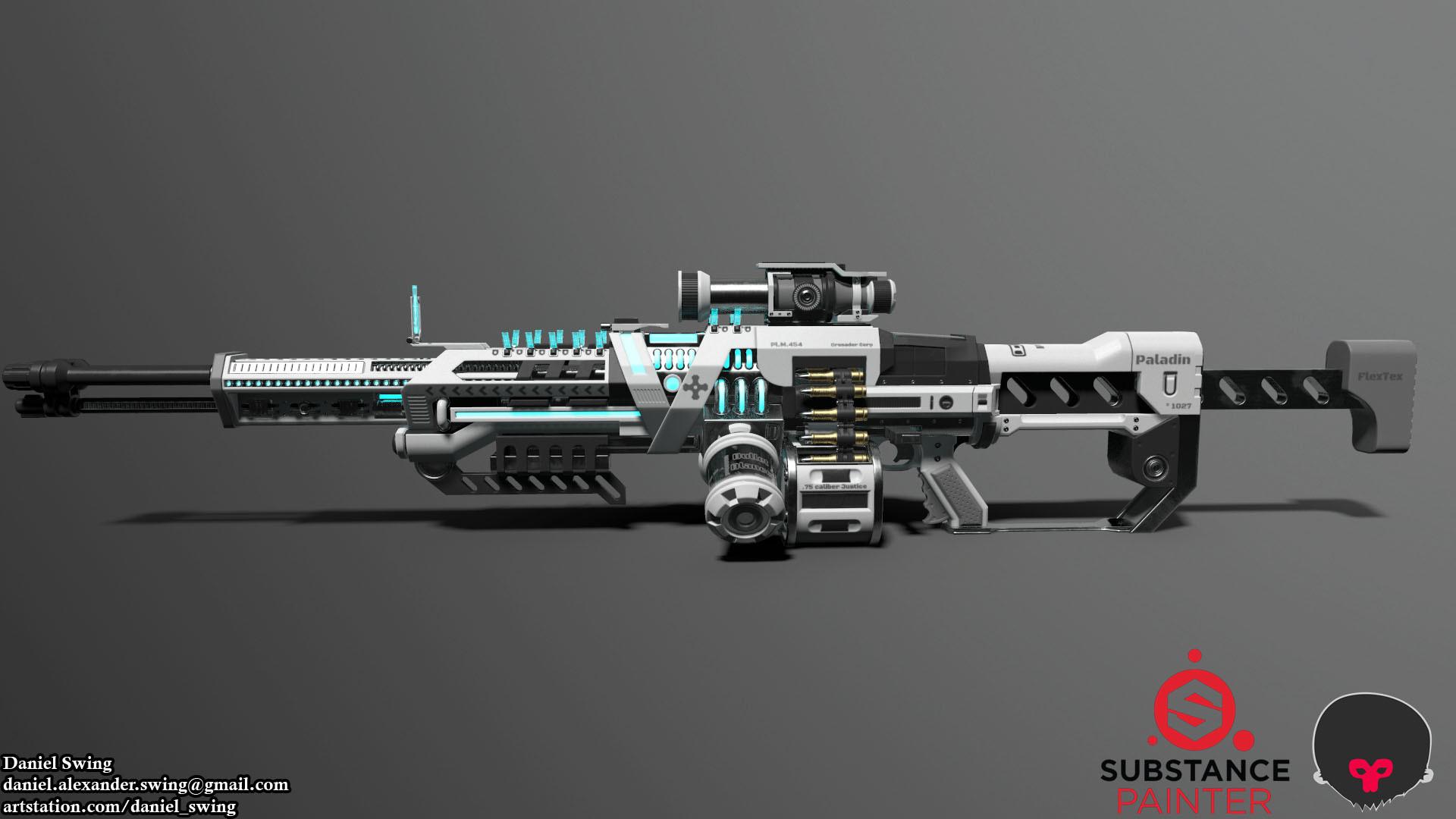Daniel swing rifle 4