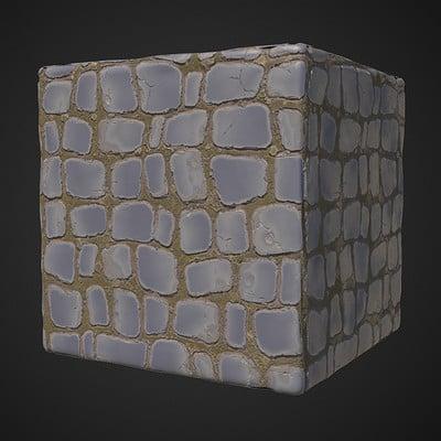 Mimi park cobblestone cube3