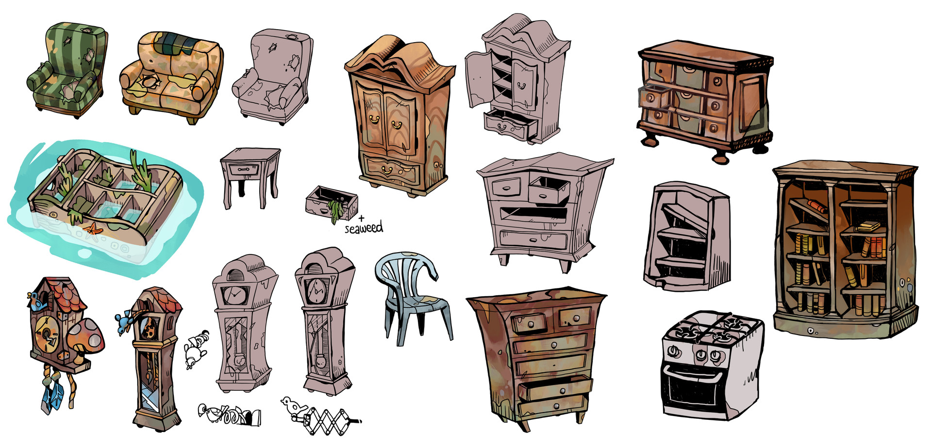 furnitures concepts