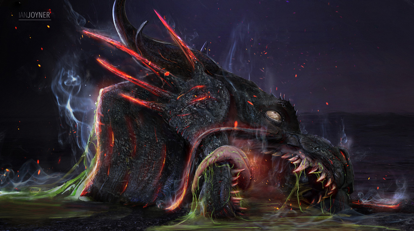 Ian joyner dragonhex