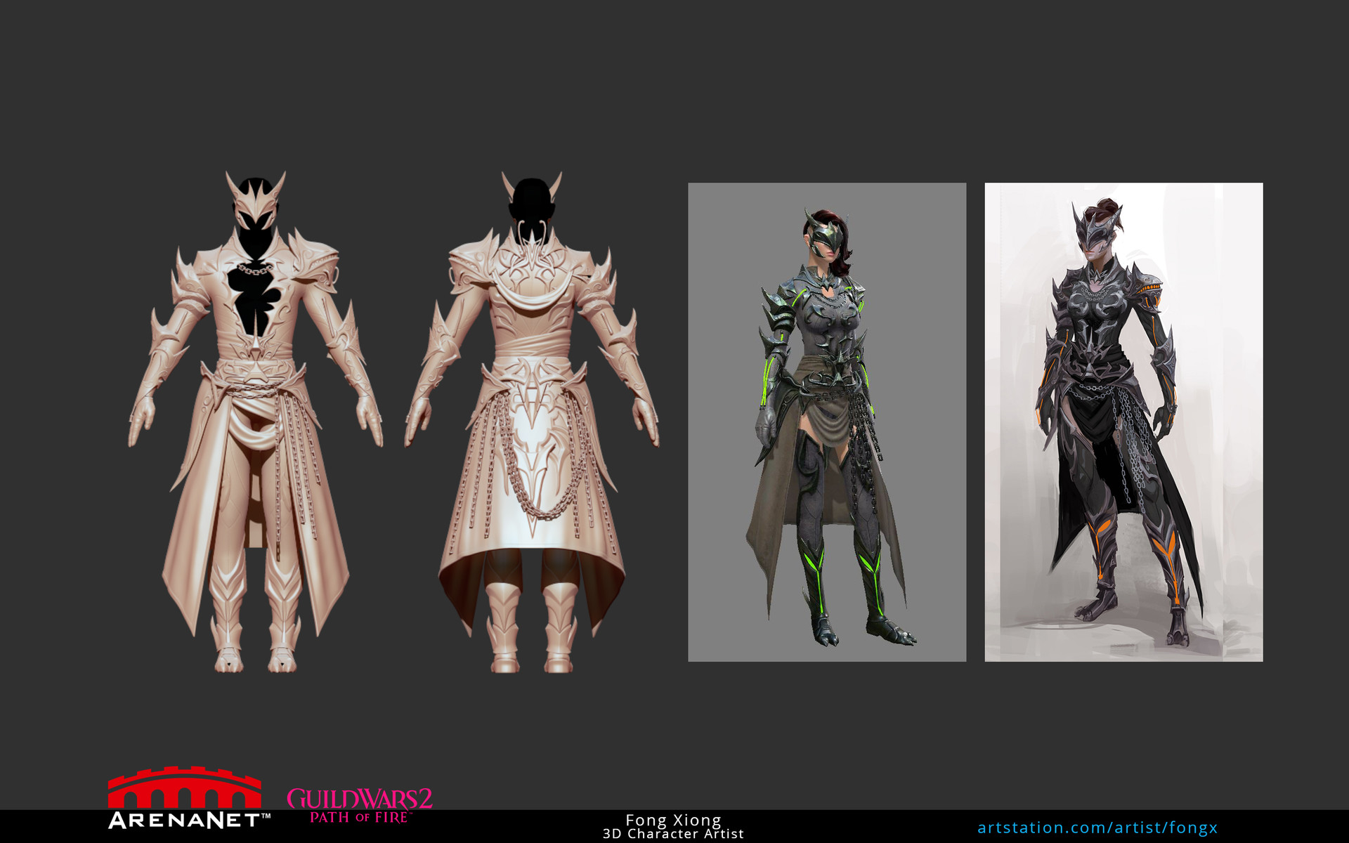 Gw2 Light Armor Sets