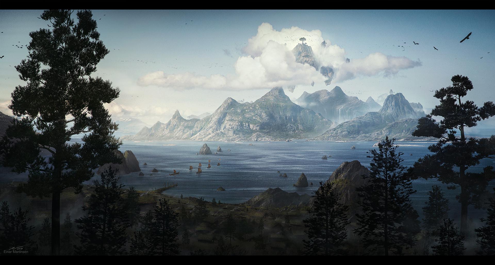Einar martinsen viking yggrasil em 01