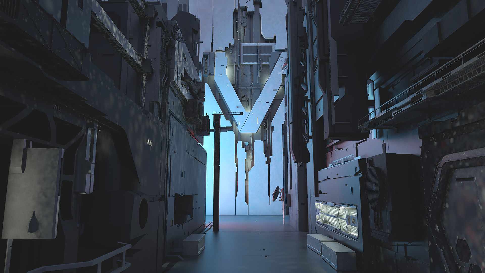 The Best Cyberpunk Scenery  Images