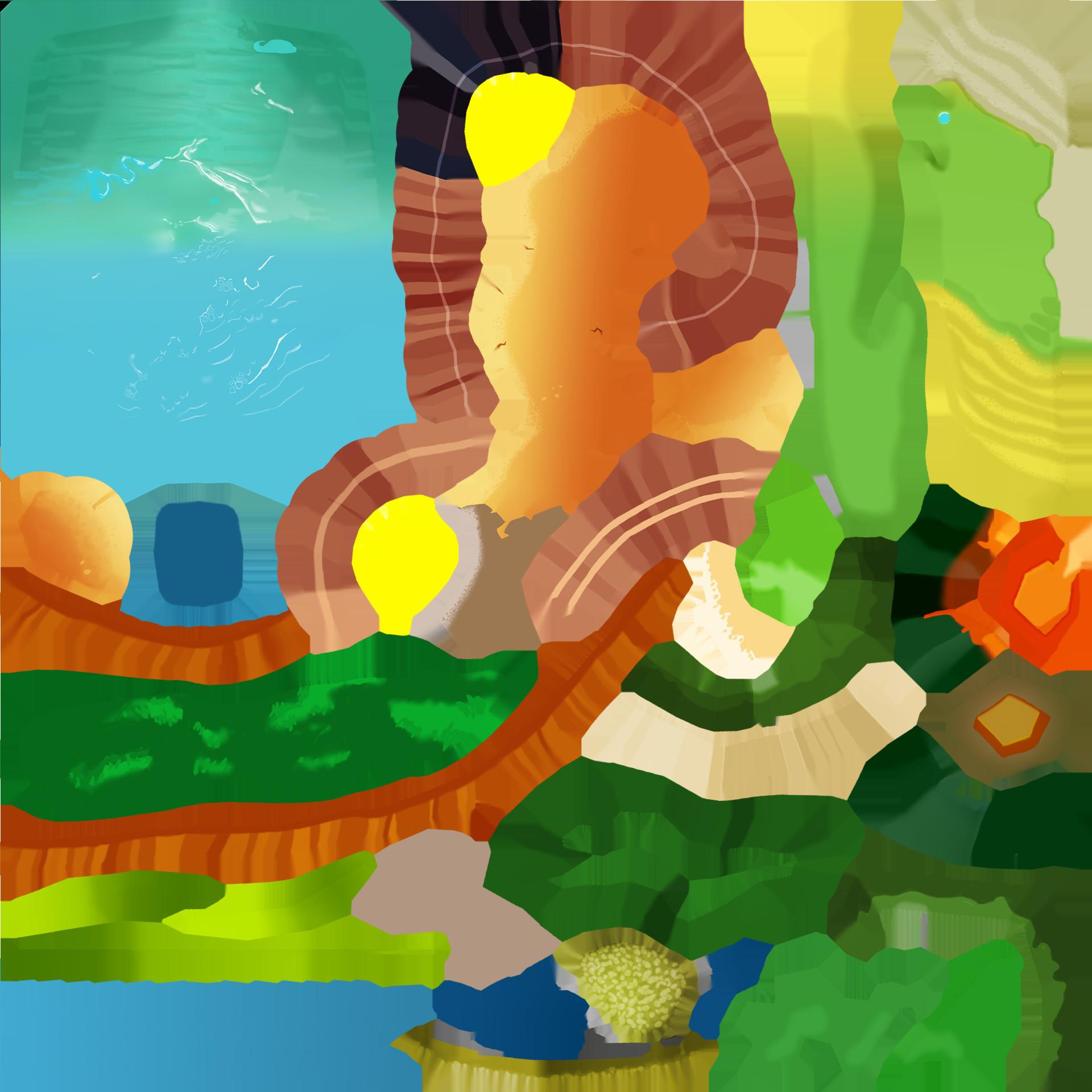 Antonio medina jamcity arttest antoniomedina texturemap
