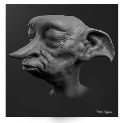 Sculpt WIP