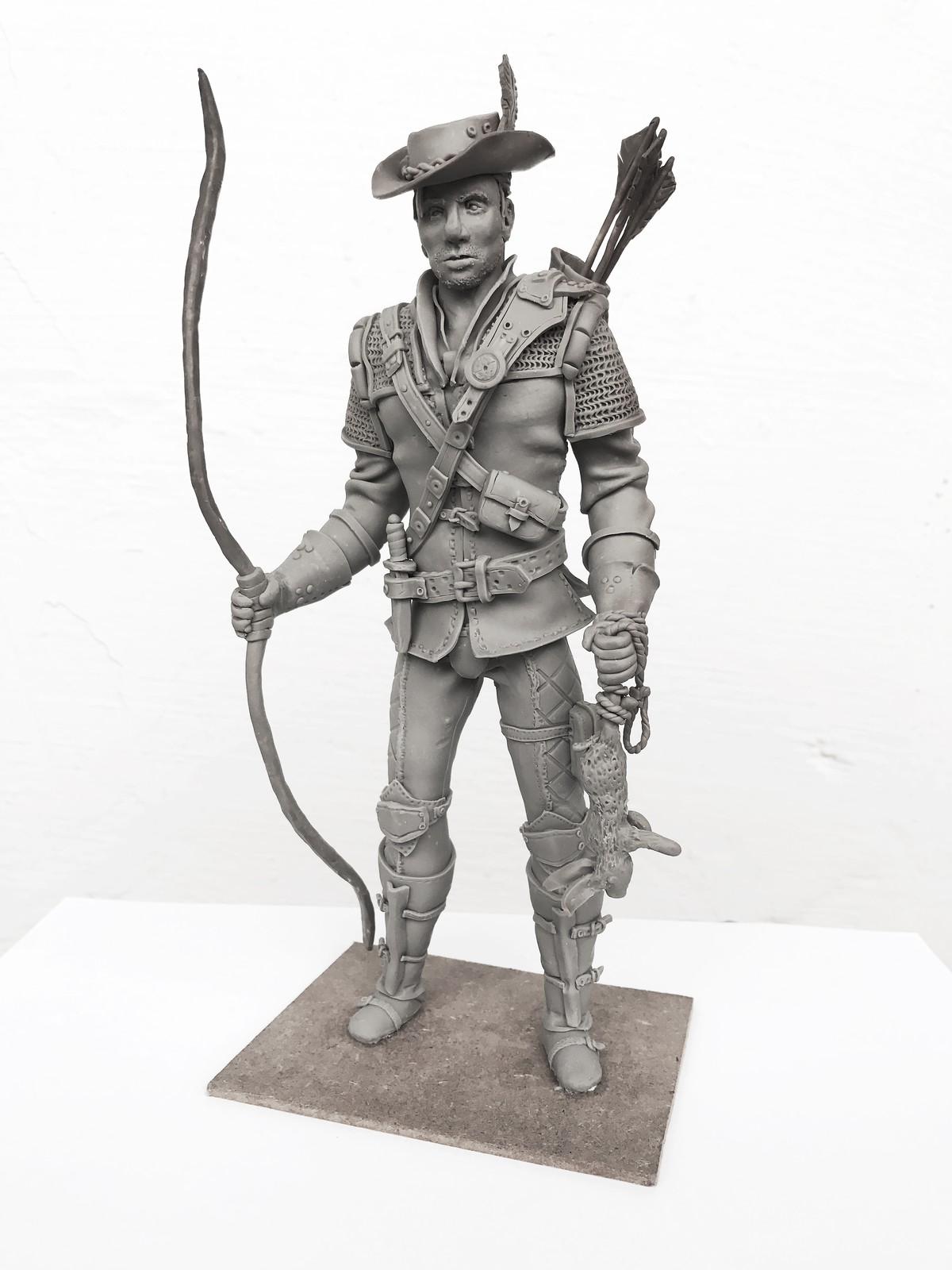 Archer Sculpture
