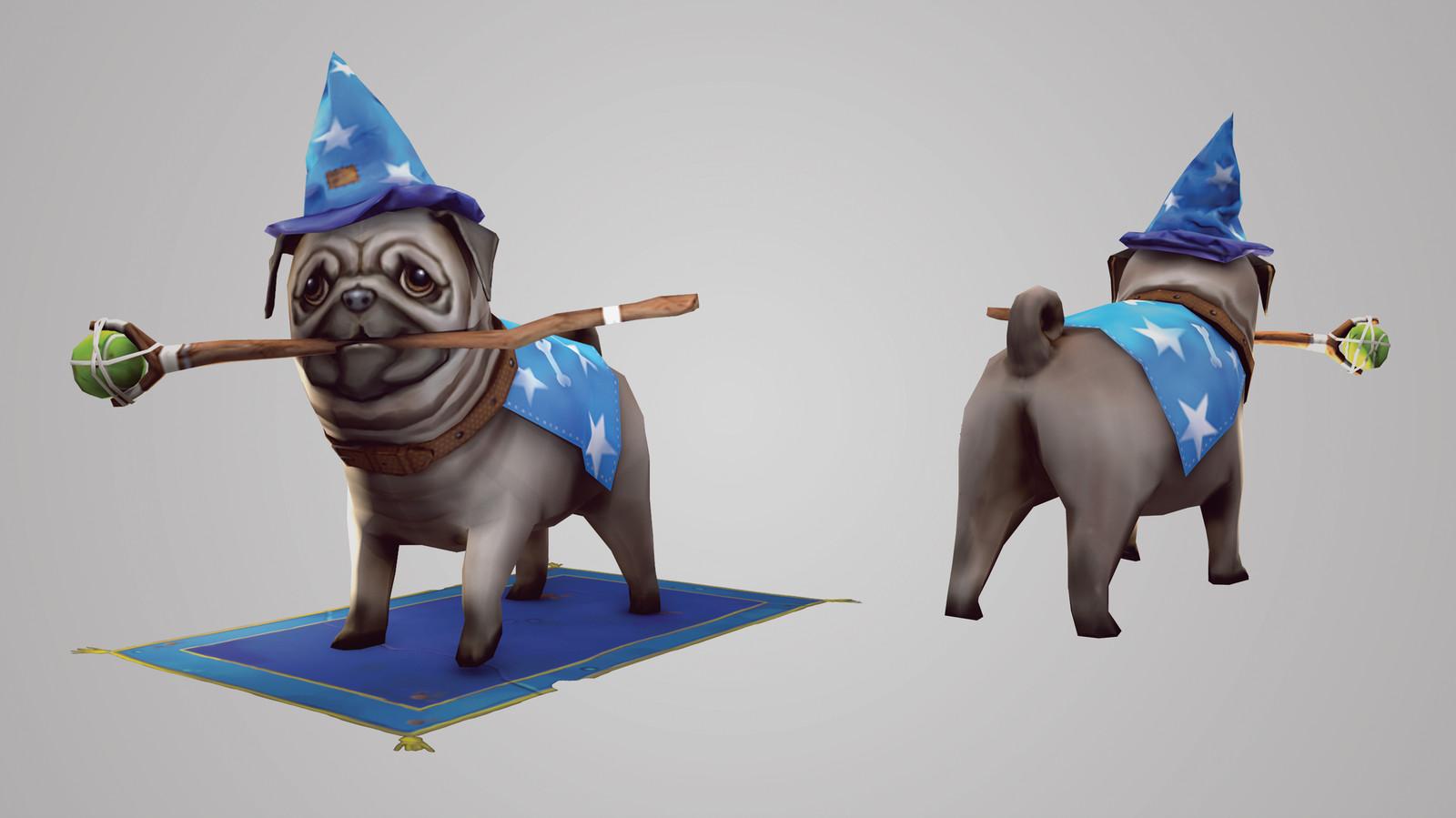 Grand Wizard Pug