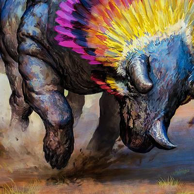 Goring Ceratops_MTG