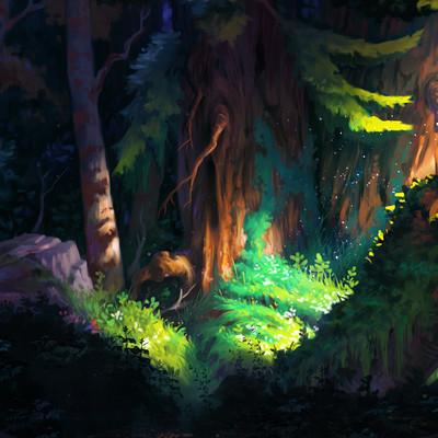 Alfven ato forest