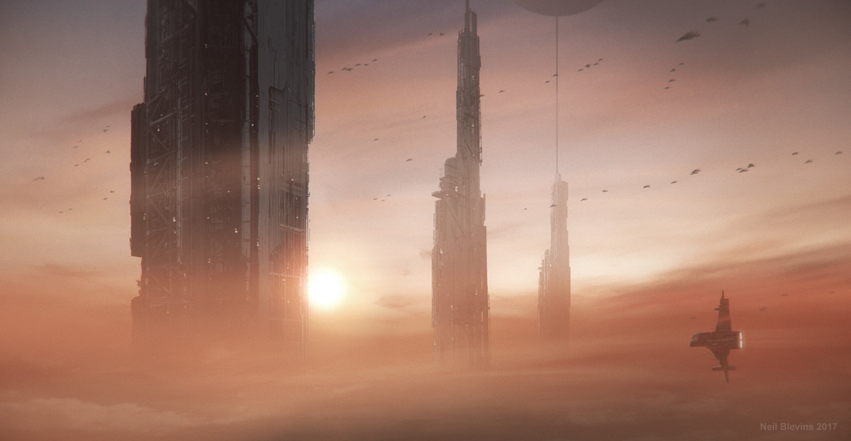 Neil blevins megastructures 9 gas giant refinery 5
