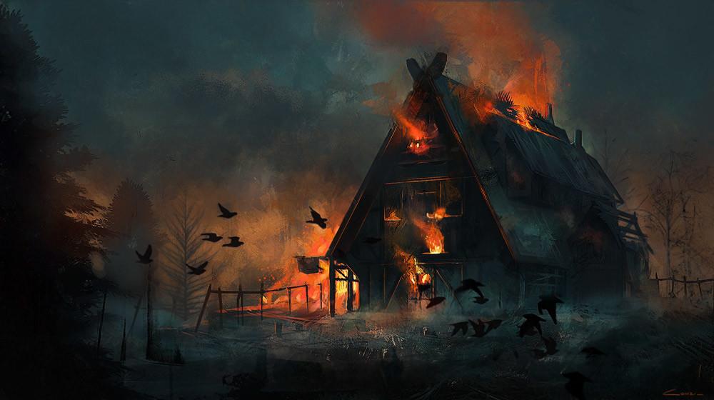 Burning Tavern