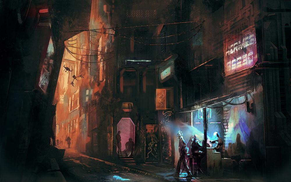 Hermes alley