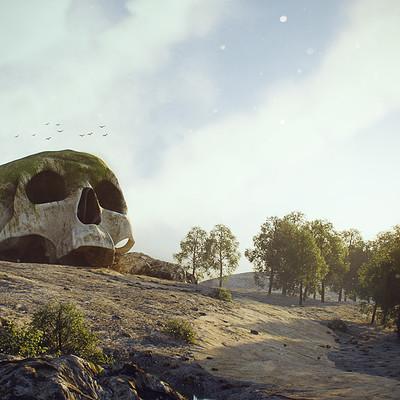 Oren leventar skull way