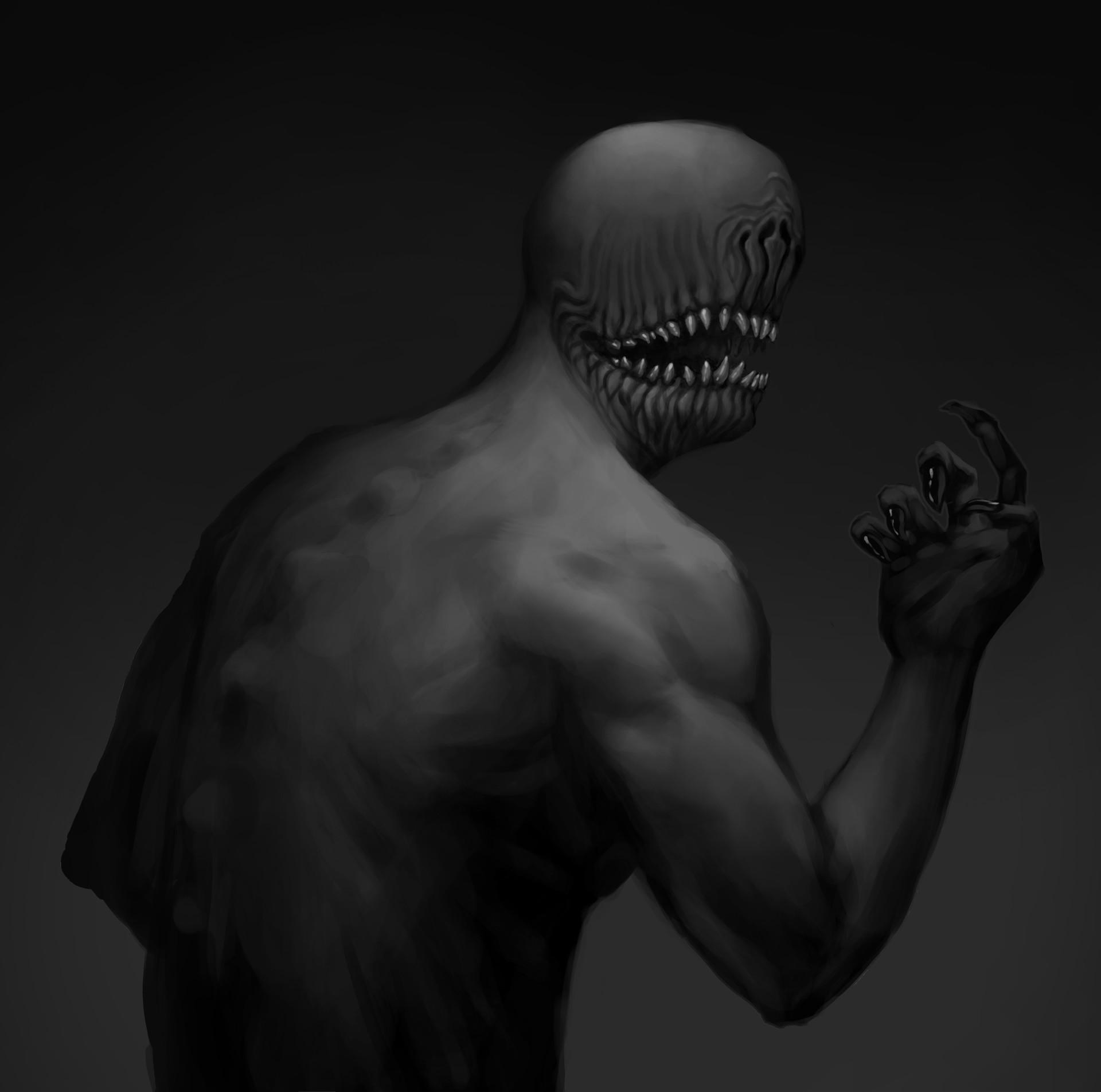 Denis aurelian mocanu creature 3 4