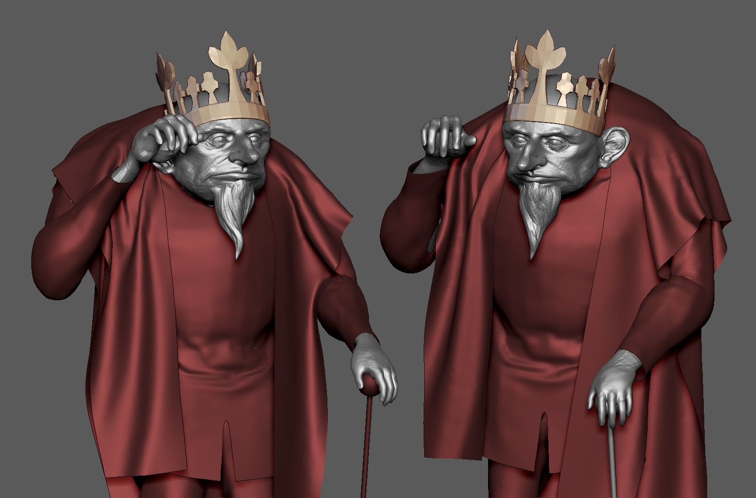 Pierre benjamin king trst