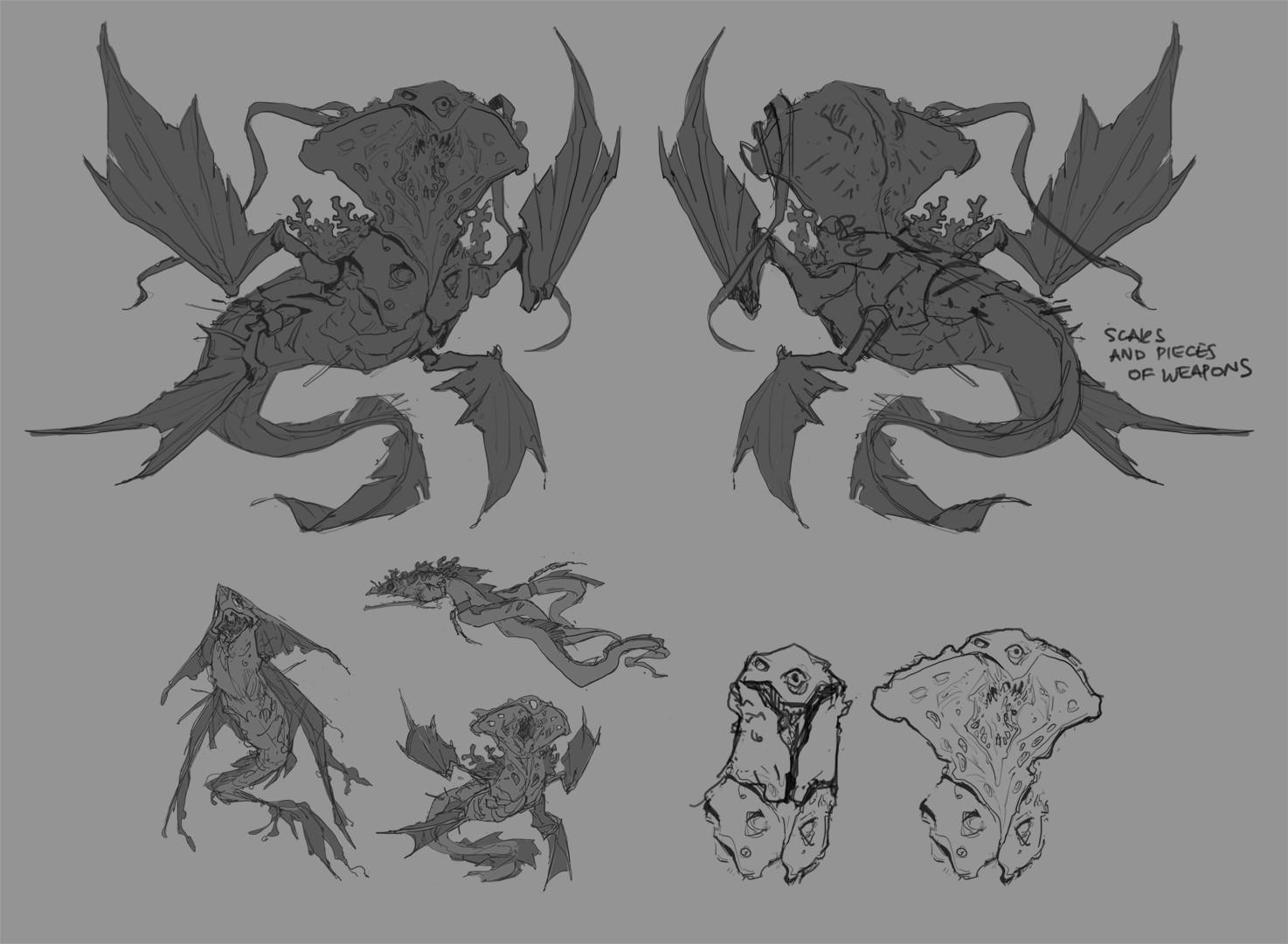 Irina nordsol kuzmina elder dragon sheet
