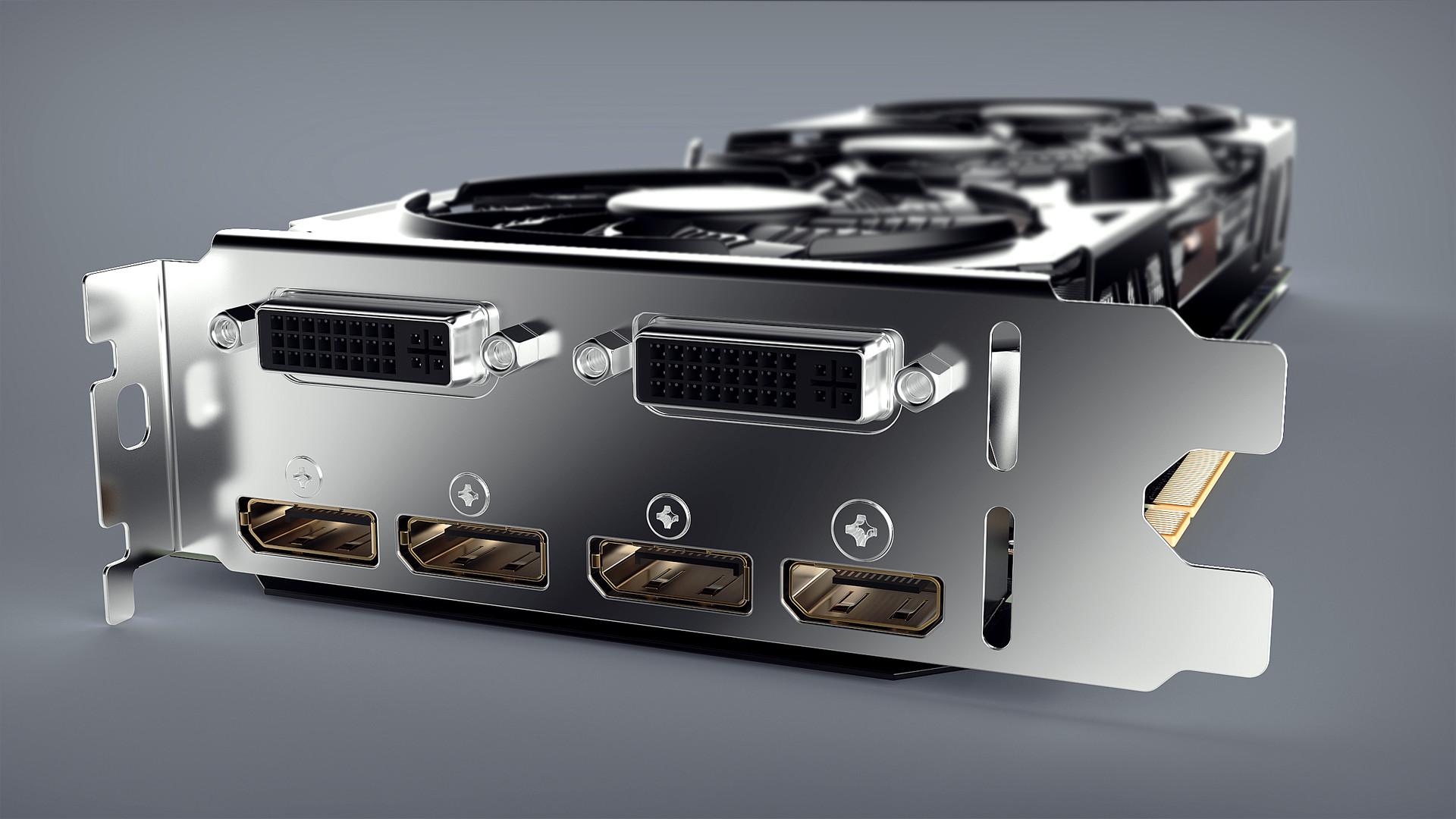 Eugene Domolazov - GeForce GTX 980 Ti Gigabyte