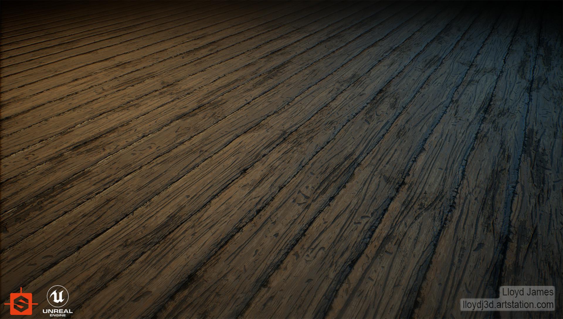 Lloyd james oldwood planks present