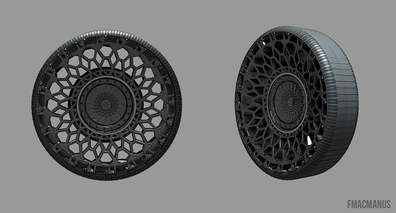 Finnian macmanus wheel