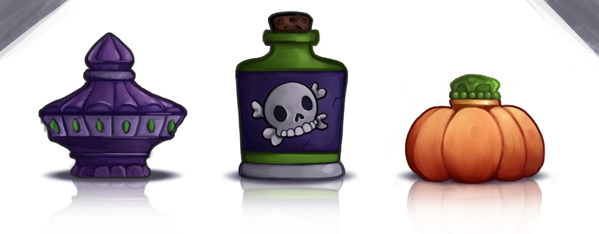 Rebecca smith potions2