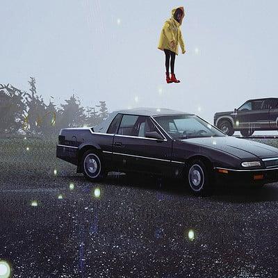 Yun ling fog car