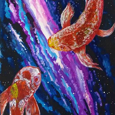 Helsic yiverus cosmic ocean 2 by helsic dbnswm2