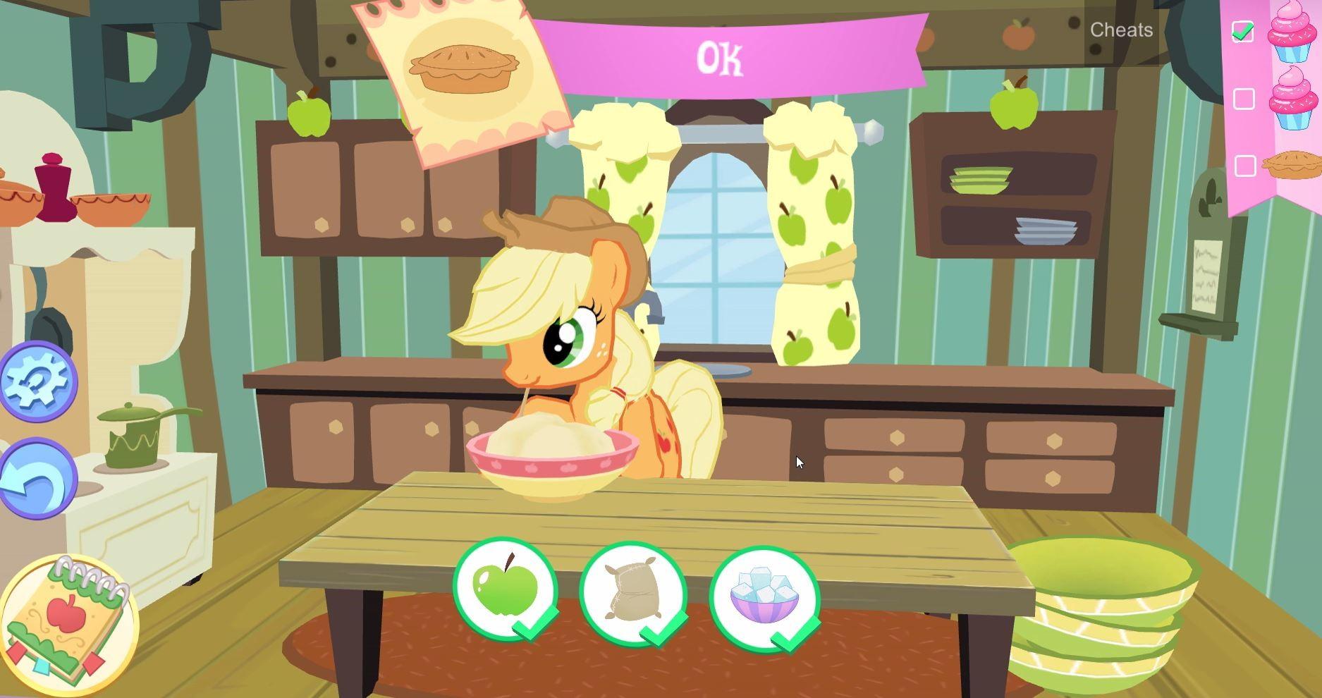 Soo ling lyle tassell applejacks baking game02