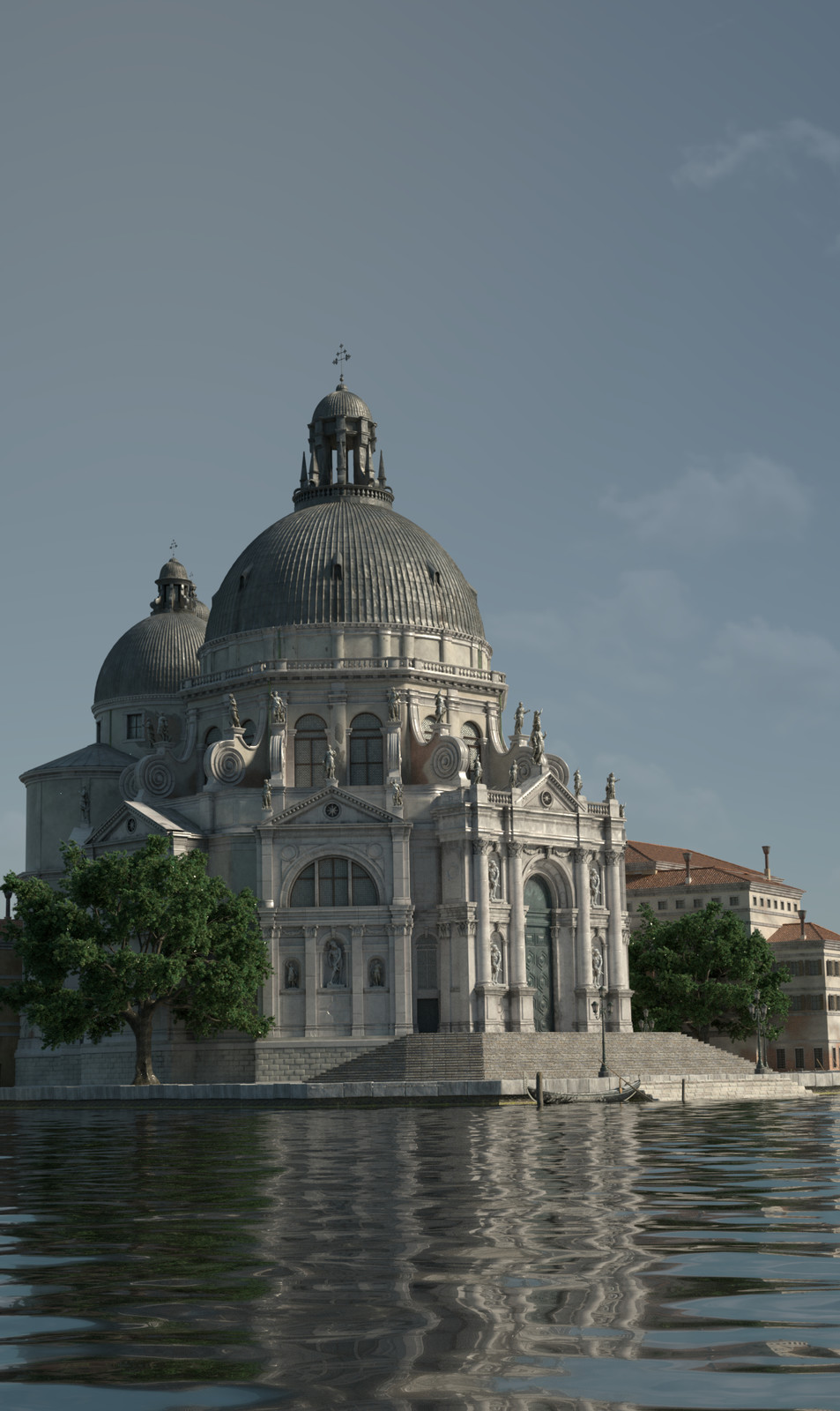 Venice - Scene (WIP)