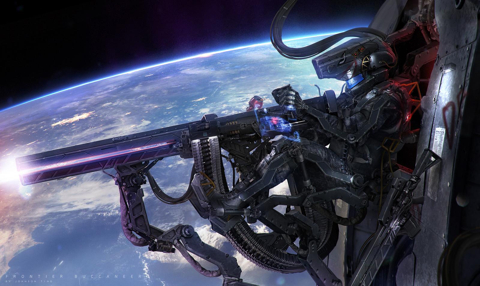 Orbital Hunt - Frontier Buccaneers
